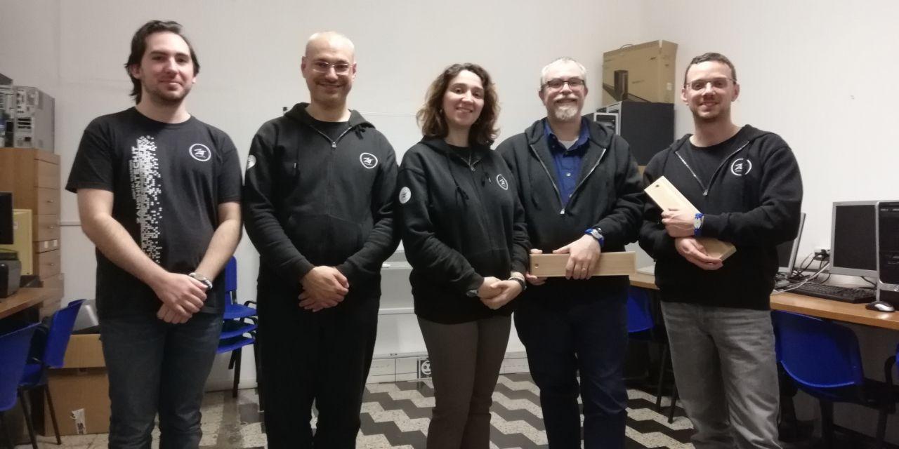 Riccardo Volante e Pietro Suffritti ottengono il titolo di Sensei Zanshin Tech